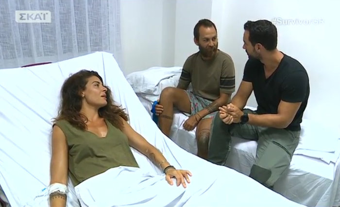 Survivor: Βίντεο και φωτογραφίες από τους τραυματίες Κολιδά και Ιωαννίδη - εικόνα 4