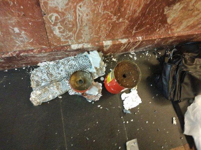Αυτή είναι η βόμβα που δεν εξερράγη στο μετρό της Αγίας Πετρούπολης - εικόνα 2