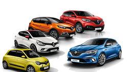 Οδηγείστε όλα τα Renault και Dacia στην έκθεση AUTO FESTIVAL 2017