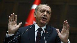 Ερντογάν: Πετάξαμε τους Έλληνες στη θάλασσα