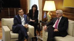 Στην Αθήνα ο γερμανός πρόεδρος: Δεν έχετε φτάσει στο τέλος της διαδρομής