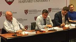 «Γενναία» ομιλία Καμίνη στο Χάρβαρντ για την αριστερά & την μετανάστευση