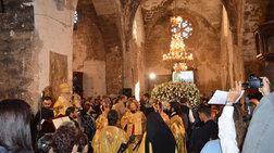 «Μπλόκο» των τουρκοκυπρίων στον επιτάφιο της Αμμόχωστου
