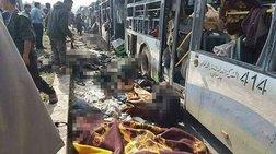 Νέο μακελειό στη Συρία, έκρηξη ΙΧ κοντά σε πλήθος αμάχων