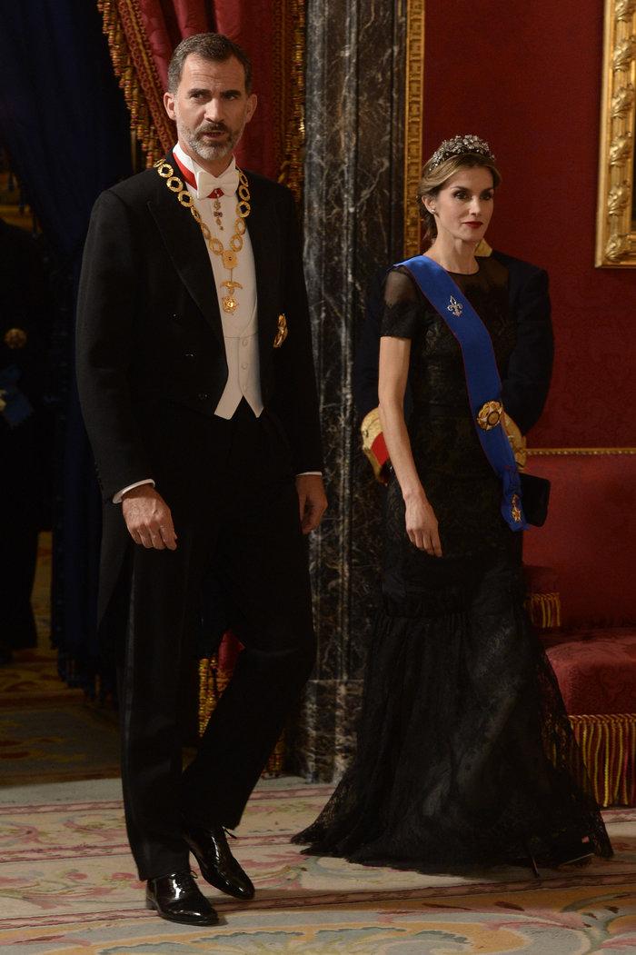 Η Λετίσια και ο Βασιλιάς: Το τρυφερό βλέμμα δύο ερωτευμένων