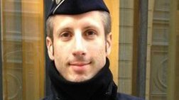 Παρίσι: Το τραγικό παιχνίδι της τύχης για τον νεκρό αστυνομικό
