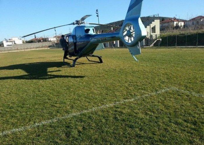 Βίντεο: Το ελικόπτερο της Πόλας Ρούπα για την απόδραση Μαζιώτη - εικόνα 2