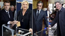 Γαλλία: Οι τέσσερις «μνηστήρες» και οι δύο θέσεις του β' γύρου