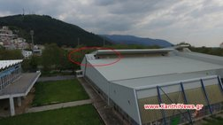 Σοκ στην Ξάνθη: 16χρονος έπεσε από οροφή κολυμβητηρίου ενώ έπαιζε