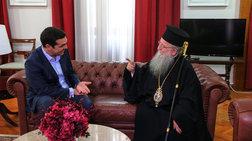 Ο ΣΥΡΙΖΑ καταγγέλλει τον Ανθιμο για «πραξικόπημα» στη Ροτόντα