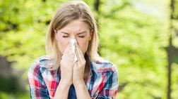 Αλλεργίες: Τα μεγαλύτερα λάθη που κάνετε και τις επιδεινώνετε
