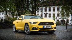 """Οι Ευρωπαίοι οδηγοί έχουν πάθει """"ζημιά"""" με την Ford Mustang"""