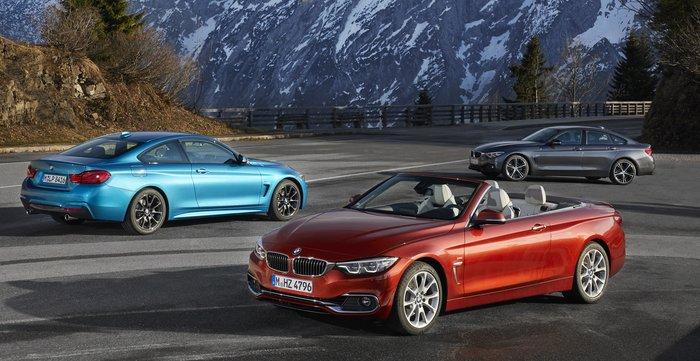 Δείτε όλο το φωτογραφικό άλμπουμ για τη νέα 4άρα της BMW