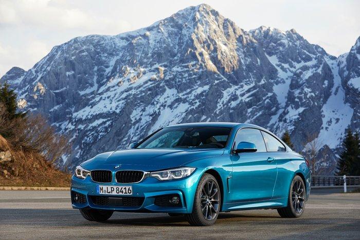 Δείτε όλο το φωτογραφικό άλμπουμ για τη νέα 4άρα της BMW - εικόνα 2