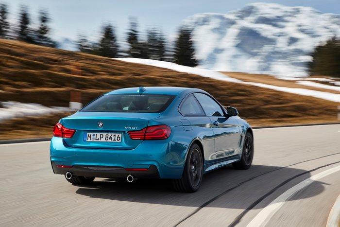 Δείτε όλο το φωτογραφικό άλμπουμ για τη νέα 4άρα της BMW - εικόνα 3