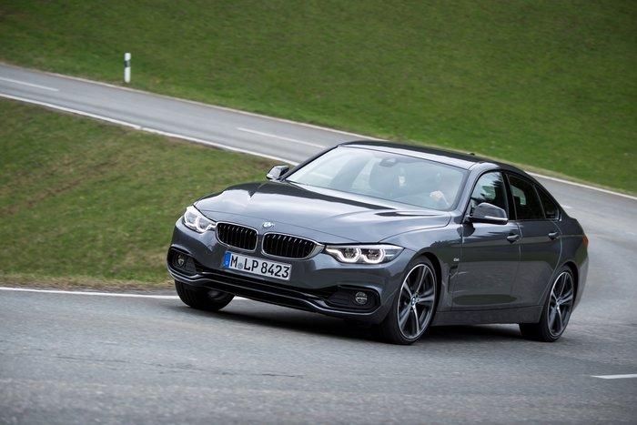 Δείτε όλο το φωτογραφικό άλμπουμ για τη νέα 4άρα της BMW - εικόνα 4