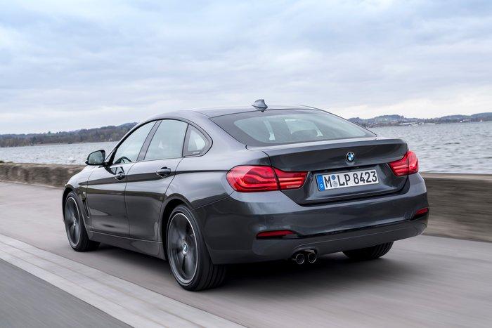 Δείτε όλο το φωτογραφικό άλμπουμ για τη νέα 4άρα της BMW - εικόνα 5