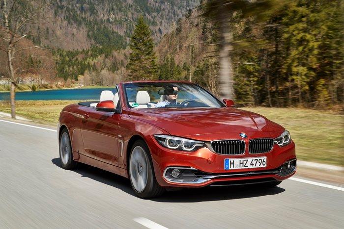 Δείτε όλο το φωτογραφικό άλμπουμ για τη νέα 4άρα της BMW - εικόνα 6