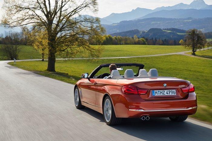 Δείτε όλο το φωτογραφικό άλμπουμ για τη νέα 4άρα της BMW - εικόνα 7