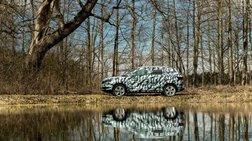 """Φωτογραφικό teaser από τη Skoda για το νέο compact SUV """"KAROQ"""""""