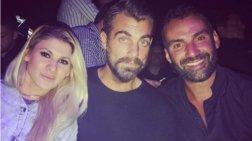 Χανταμπάκης-Χούτος μετά το Survivor  μαζί στον Ρέμο