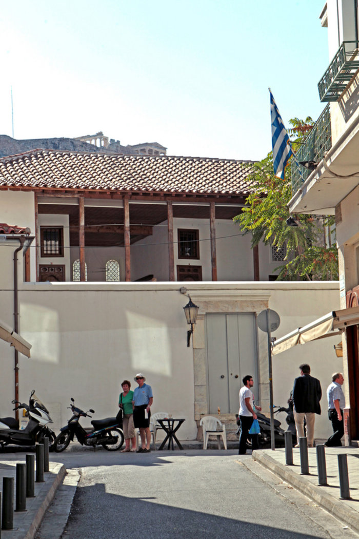 Η ιστορία του παλιότερου σπιτιού της Αθήνας που σήμερα είναι μουσείο - εικόνα 4