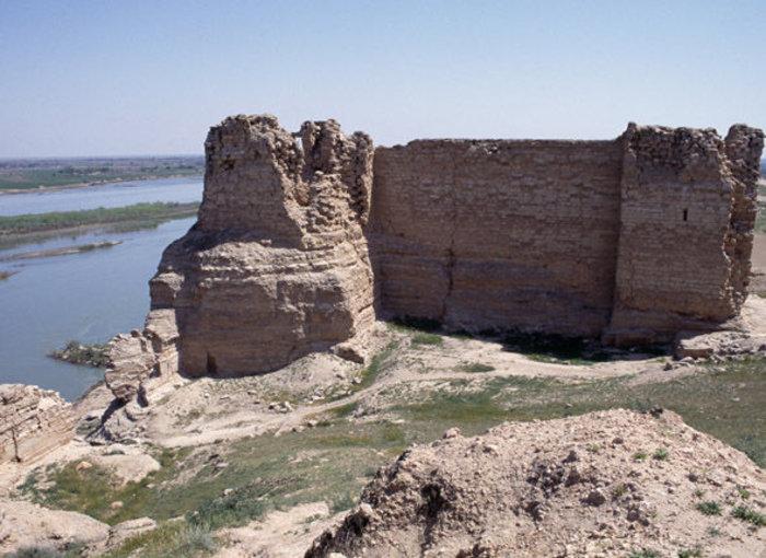 Το σημείο όπου βρισκόταν η πρωτοχριστιανική εκκλησία