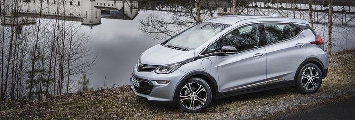 Οι ανεπτυγμένες αγορές υποδέχονται το ηλεκτρικό Opel Ampera-e