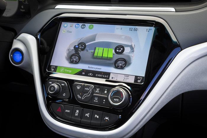 Οι ανεπτυγμένες αγορές υποδέχονται το ηλεκτρικό Opel Ampera-e - εικόνα 2