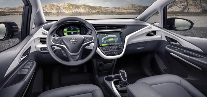 Οι ανεπτυγμένες αγορές υποδέχονται το ηλεκτρικό Opel Ampera-e - εικόνα 3