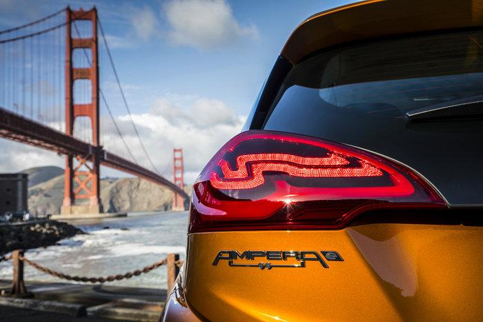 Οι ανεπτυγμένες αγορές υποδέχονται το ηλεκτρικό Opel Ampera-e - εικόνα 4