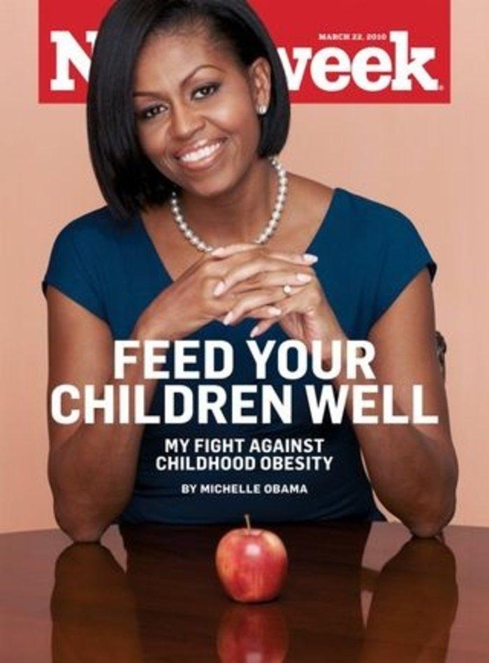 O Τραμπ «γκρεμίζει» όσα έχτισε η Μισέλ για υγιεινά γεύματα στα σχολεία