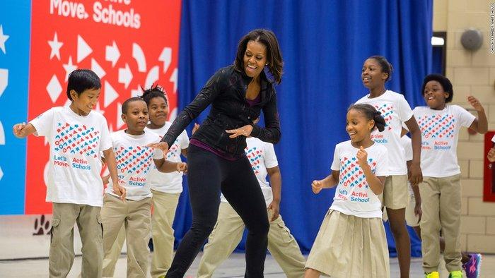 O Τραμπ «γκρεμίζει» όσα έχτισε η Μισέλ για υγιεινά γεύματα στα σχολεία - εικόνα 3