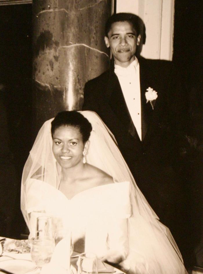 Η άγνωστη ερωμένη του Ομπάμα, την οποία ζήτησε σε γάμο πριν τη Μισέλ - εικόνα 6