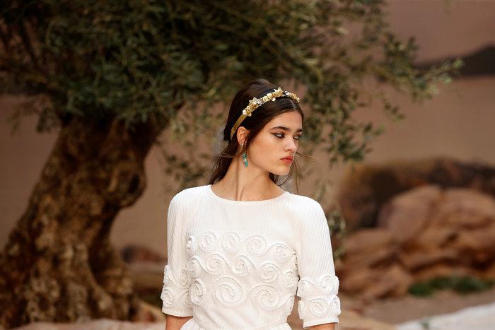 Chanel: H φετινή κολεξιόν με δύναμη από την ελληνική αρχαιότητα - εικόνα 9