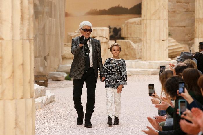 Chanel: H φετινή κολεξιόν με δύναμη από την ελληνική αρχαιότητα - εικόνα 13