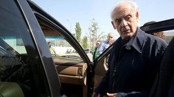 Αποφυλακίστηκε ο Άκης Τσοχατζόπουλος- Οι πρώτες εικόνες
