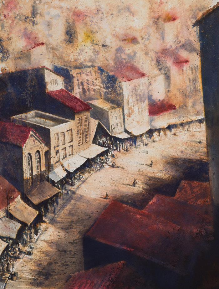 """Η «Κωνσταντινούπολη» του Ανδρέα Γεωργιάδη """"ταξιδεύει"""" στο Λονδίνο - εικόνα 2"""