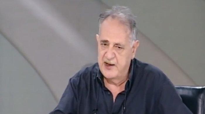Ο καθηγητής Κώστας Βεργόπουλος
