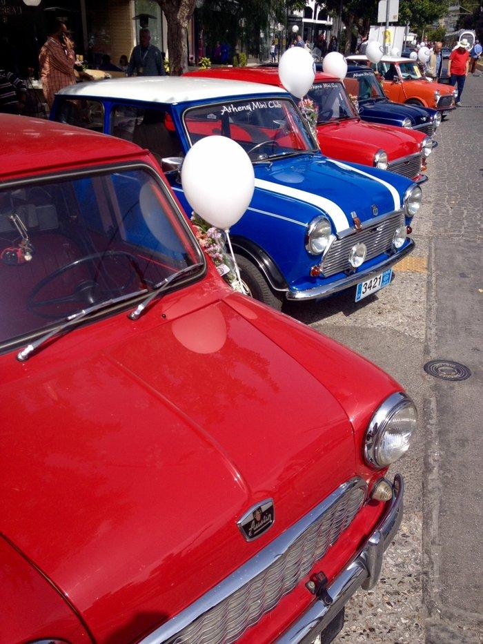 Η 1η Ανοιξιάτικη Στατική Έκθεση κλασσικών αυτοκινήτων