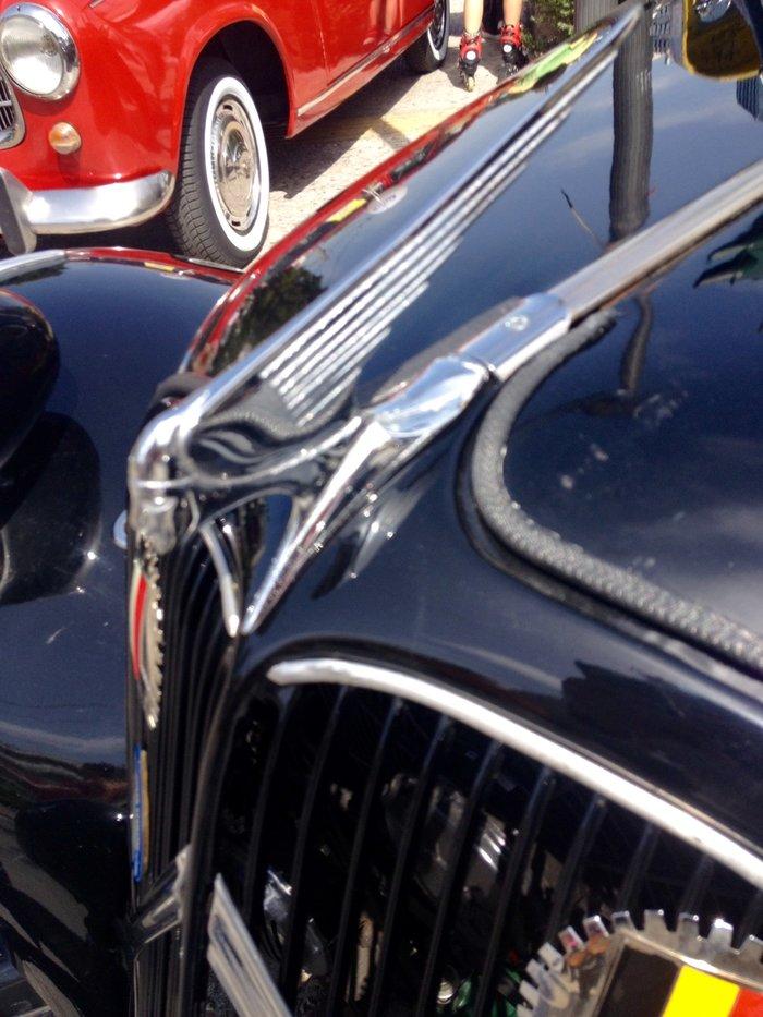 Η 1η Ανοιξιάτικη Στατική Έκθεση κλασσικών αυτοκινήτων - εικόνα 5