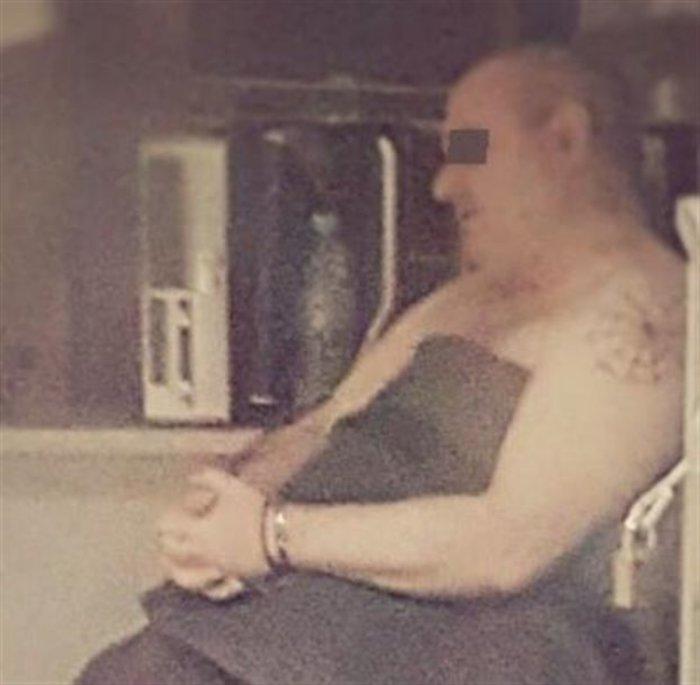 Δάφνη: Η πρώτη φωτο του 53χρονου που βίασε την 22χρονη μετά τη σύλληψή του