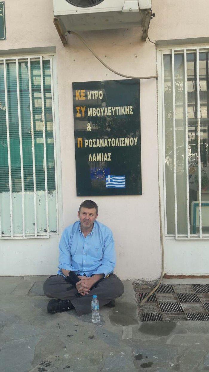 Ο Γκλέτσος κατεβαίνει σε απεργία πείνας για σοβαρό λόγο