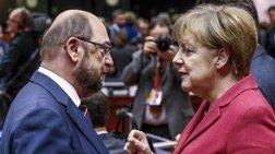 """Κρίσιμη αναμέτρηση Μέρκελ-Σουλτς σε """"κάστρο"""" σοσιαλδημοκρατών"""
