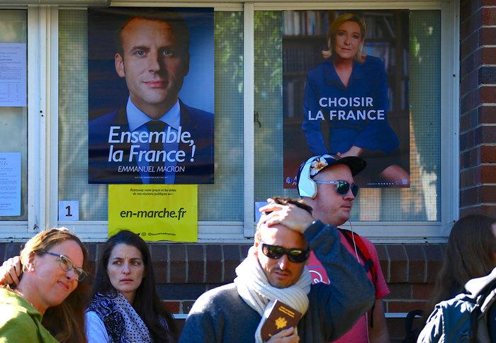 Προσδοκίες και φόβος στις γαλλικές κάλπες: Μακρόν ή Λεπέν; - εικόνα 2