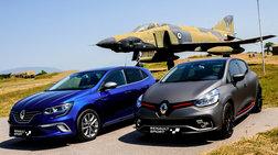 Τα «μαχητικά» της Renault Sport προσγειώθηκαν στην 348ΜΤΑ