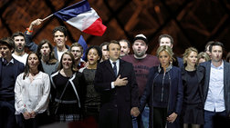 Τα εργασιακά το πρώτο crash-test του Μακρόν στη γαλλική προεδρία
