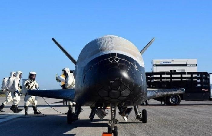 Μυστηριώδες σκάφος προσγειώθηκε στις ΗΠΑ μετά από αποστολή 2 χρόνων