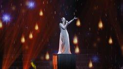 Φαντασμαγορική εμφάνιση της Demy στην σκηνή της Eurovision