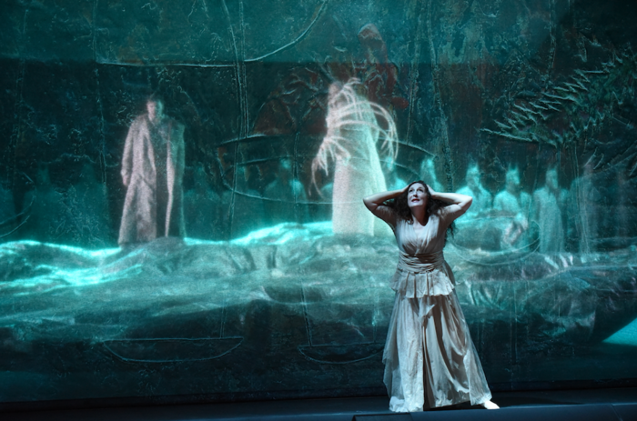 Ο Στάθης Λιβαθινός σκηνοθετεί Αΐντα στην όπερα la Monnaie - εικόνα 2